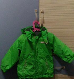 Куртка зимняя детская Riemma