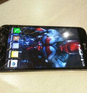 Смартфон LG L70 D325 диагональ 4.5 дюйма