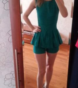 Комбинезон платье