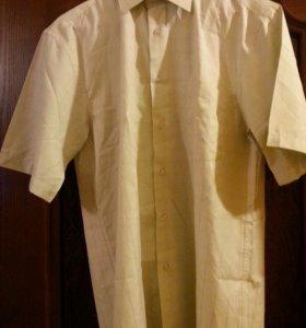 Много разных рубашек 48-50р.