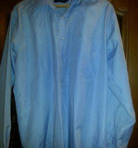 Рубашка новая,50-52р.