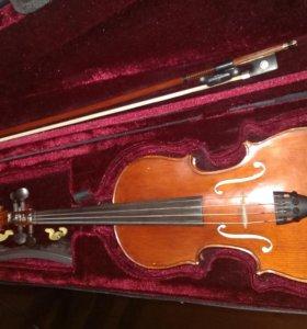 Скрипка 1/2 + пюпитор