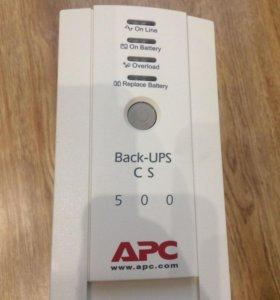 Ибп APC-UPC CS 500