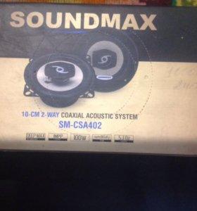 Soundmax SM-CSA402