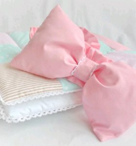 Конверт на выписку, одеяло