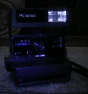 Фотоапарат (Polaroid)636