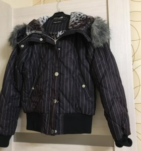 Куртка зимняя р 44-46(м)