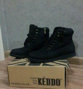 Зимние ботинки KEDDO
