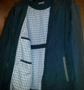 Куртка-ветровка,50 размер.