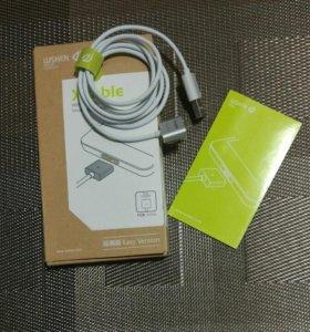 Магнитный micro USB кабель оригинальный