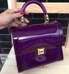 Новая французская сумка Herve Guyer оригинал