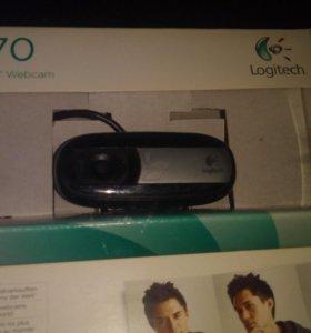 Webcam:logitech c170