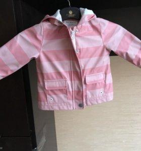 Куртка на девочку Zara Baby
