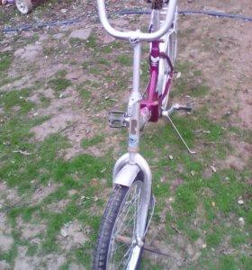 Продается велосипед детский
