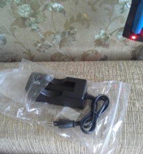 Зарядное устройсво для аккумуляторов формата 18650