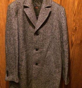 Пальто мужское, новое 54-56