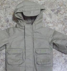 Курточка детская весна-осень