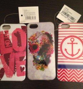 Чехол Lady Pink для iPhone 5, iPhone 5S, iPhone SE