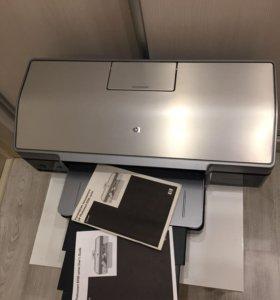 Принтер профессиональный А3 HP Photosmart 8753