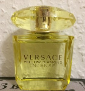Духи VERSACE Yellow diamond intense . 30 мл.