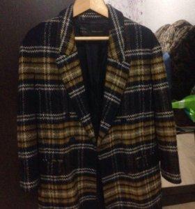 Zara M пальто