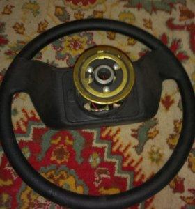 Руль новый 2110-2112-13-14