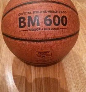 Батскетбольный мяч Torres BM600