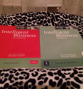 Intelligent business pre-intermediat
