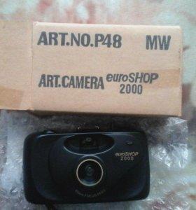 Фотоаппарат плёночный. Новый!