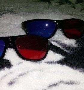 Стерео 3D очки