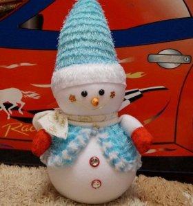 Новогодняя игрушка под ёлку