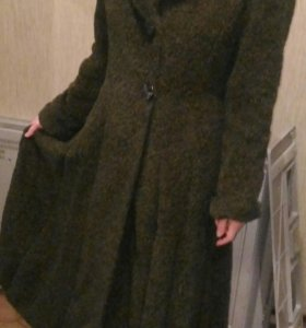 Пальто теплое 46-48