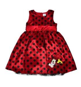 Платье disney 2-3 года