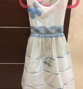Платье для девочки, на 7 лет