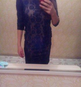 Новое вечернее платье из кружева