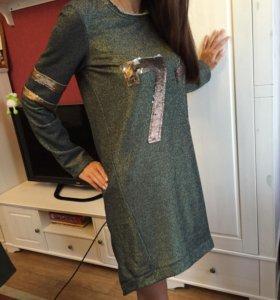 Платье casual из Италии