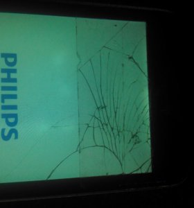 На запчасти или восстановление Philips W832