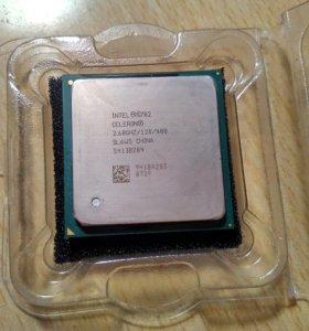 Intel Celeron 2.6 ГГц sl6w5