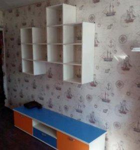 Сборка, ремонт, установка корпусной мебели
