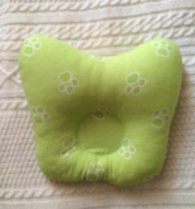 Ортопедическая подушечка для младенцев