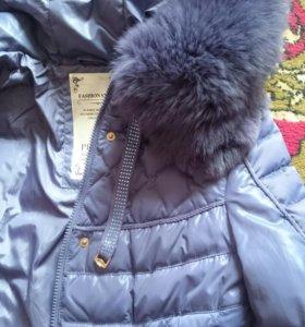 Новое зимние пальто 42-44