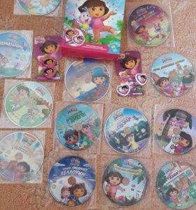 DVD подарочное издание Даша путе