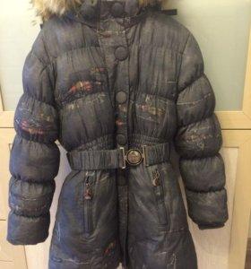 Зимнее пальто р134