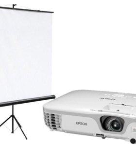 Видео Проектор (аренда)