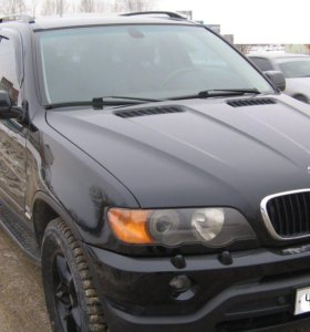 Запчасти BMW X5 e53