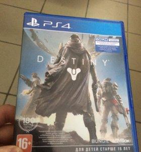 Destiny.  PS4