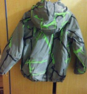 Финская куртка для мальчика( Reima)
