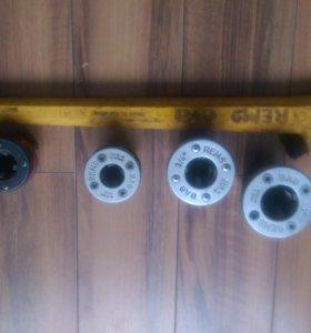 Инструмент ручной резьбонарезной Rems