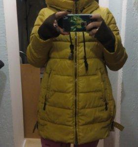 Зимняя куртка,44-46
