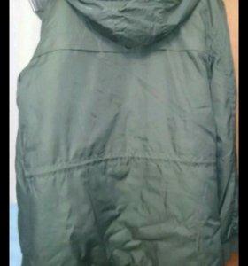 Куртка bershka 48 размера
